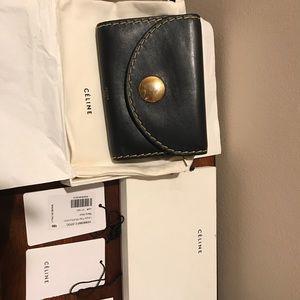 Celine Phoebe Philo wallet